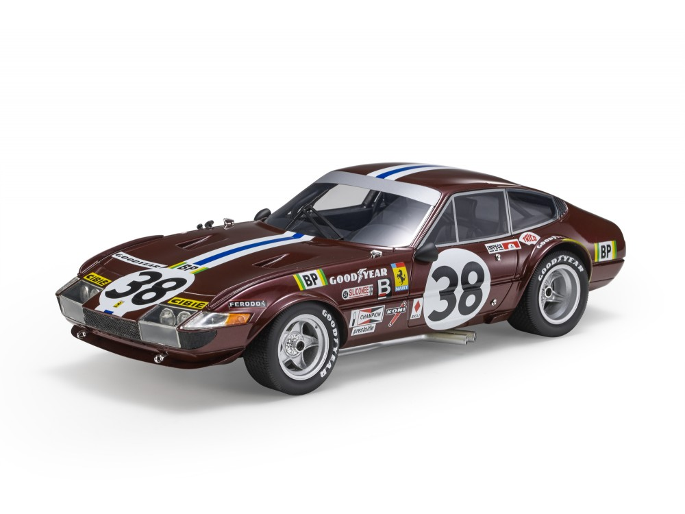 Ferrari Daytona Le Mans 1972 (Pre-order)