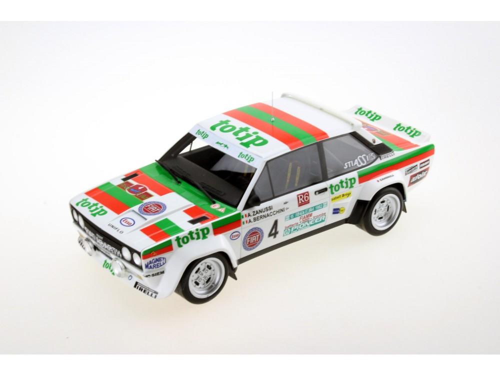 Fiat 131 Abarth TOTIP 1982 (Pre-order)
