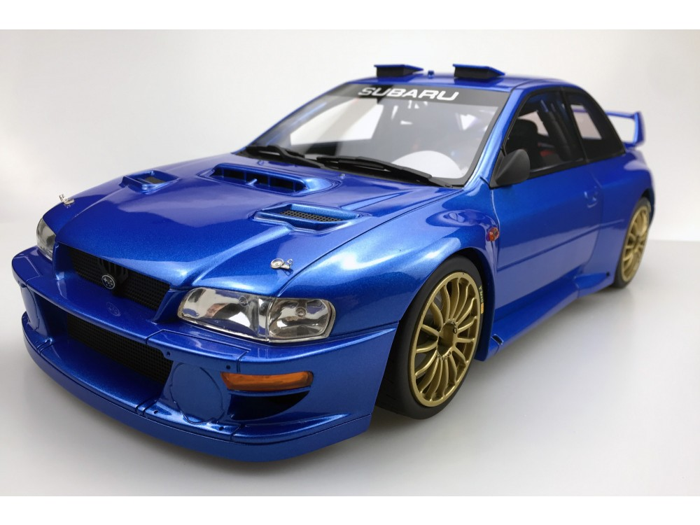 "Subaru S4 WRC 1998 Tour De Corse ""Ready to Race"""