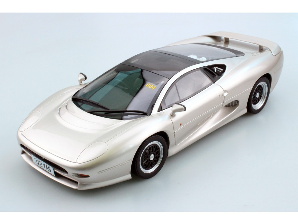 Jaguar XJ220 - Don Law Edition