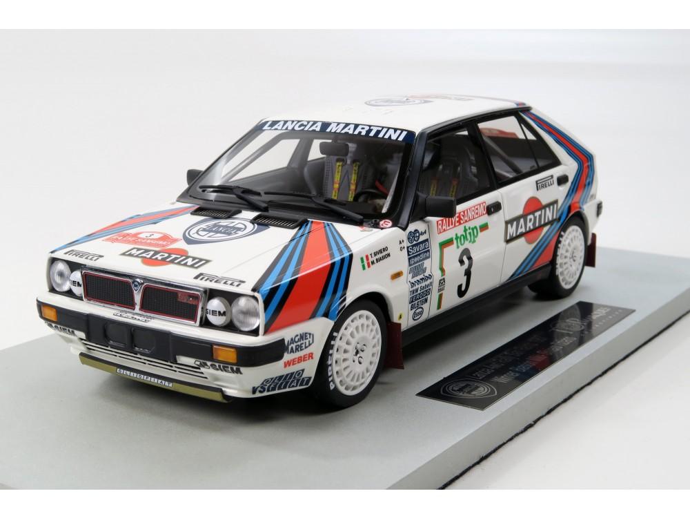 Lancia 4WD Winner San Remo 1987
