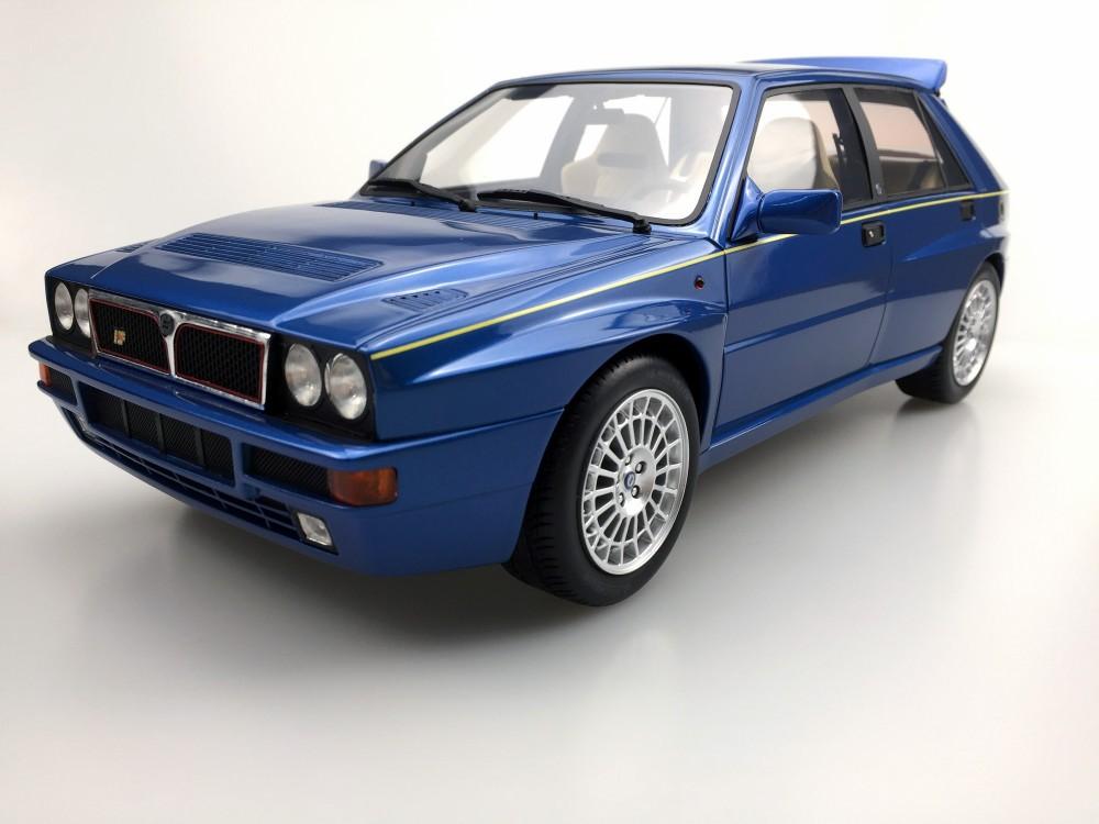 Lancia Delta Integrale Evolution II Blue Lagos