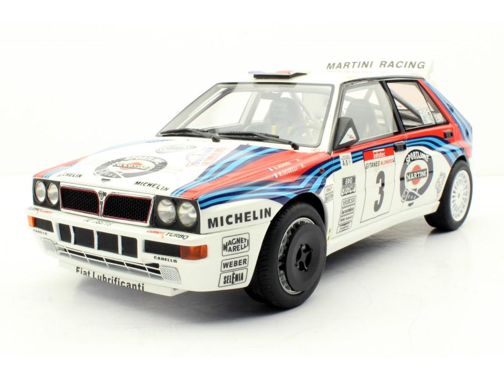 Lancia Delta Integrale Tour de Corse Winner 1992