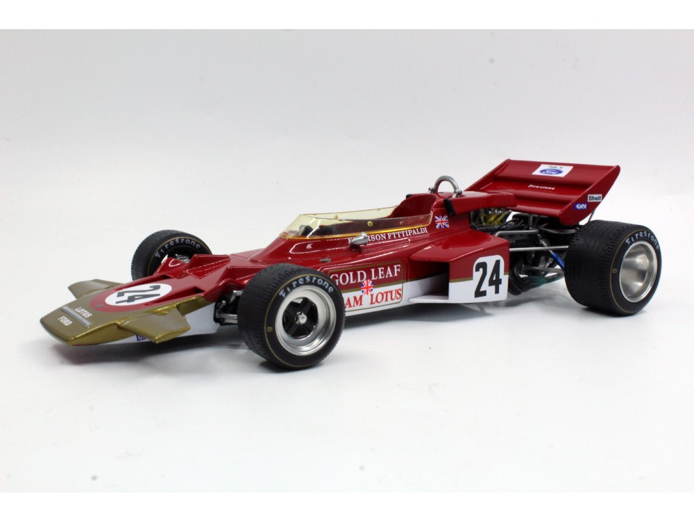 Lotus 72C Emerson Fittipaldi