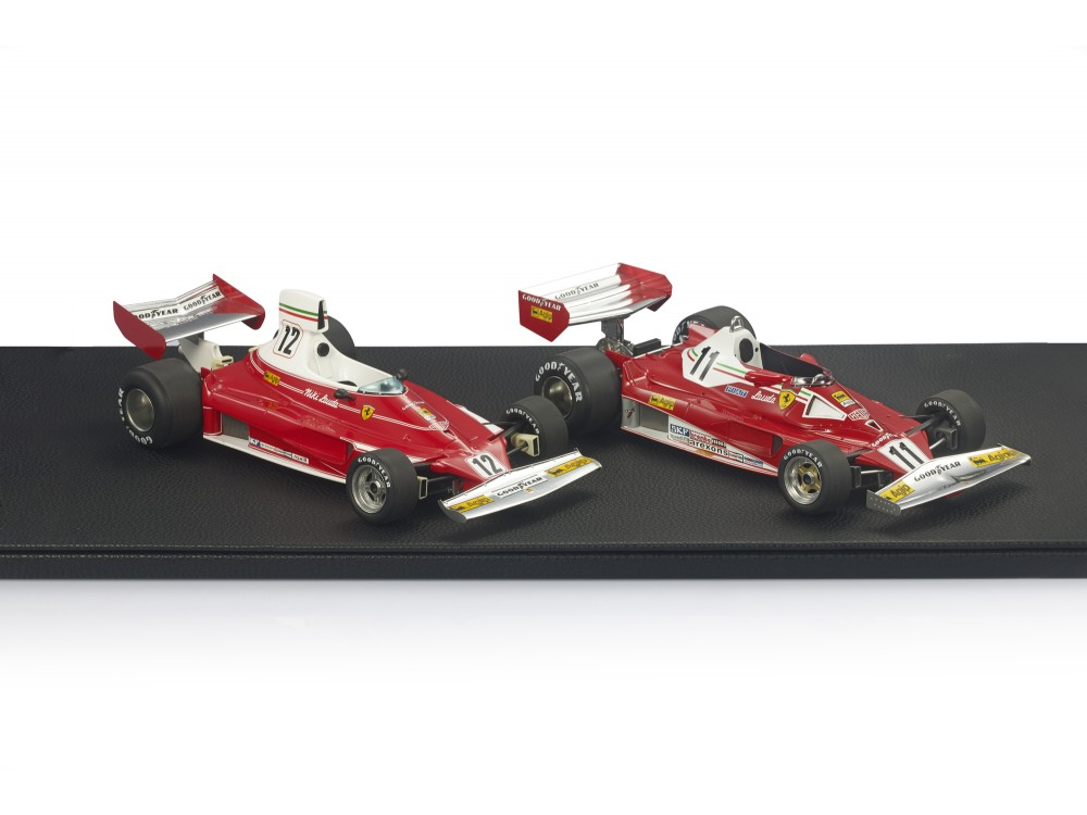 Niki Lauda World Champion Set (Pre-order)