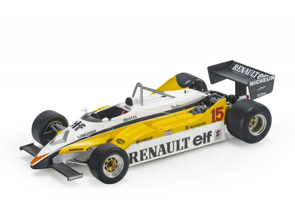 Renault RE 30B Turbo Prost (Pre-order)