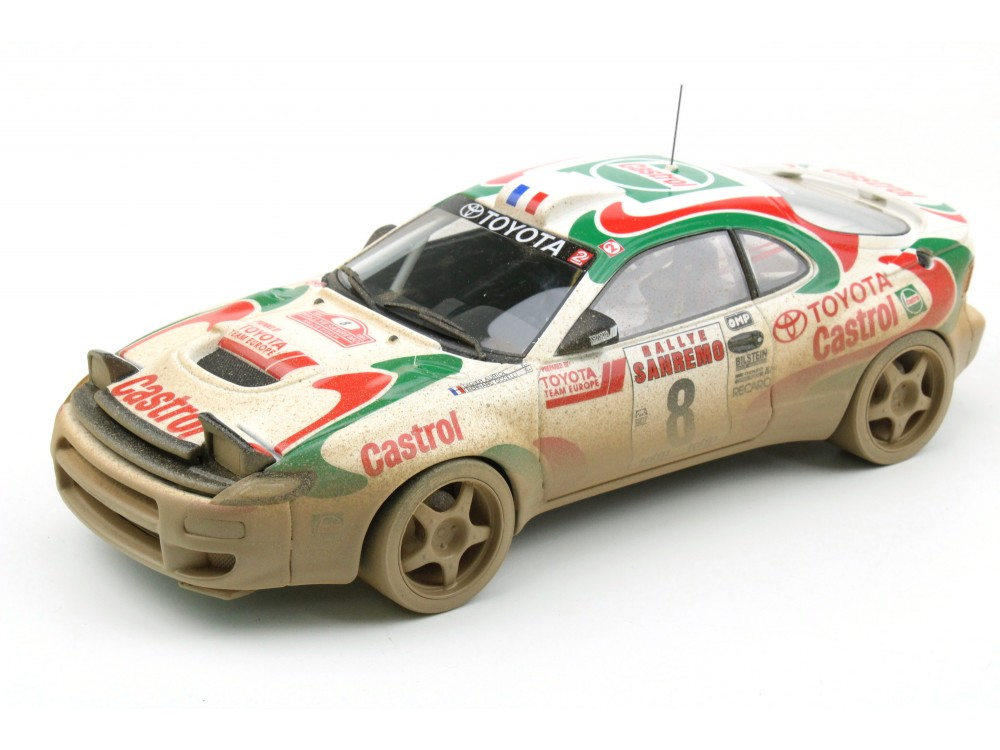 Toyota Celica San Remo 1994 dirty version