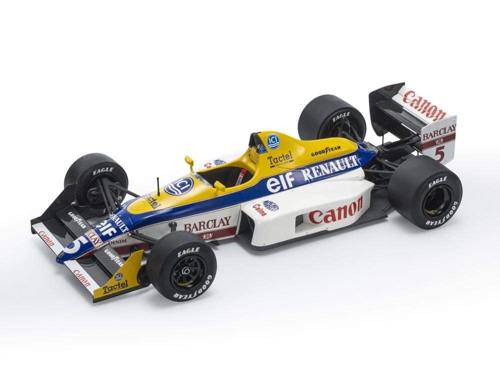 Williams FW12 Boutsen (Pre-order)