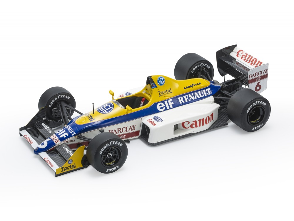 Williams FW12 Patrese (Pre-order)