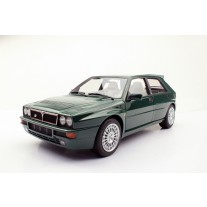 Lancia Delta Integrale Evolution II Verde York