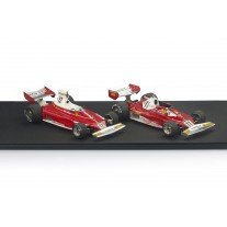 Niki Lauda World Champion Set
