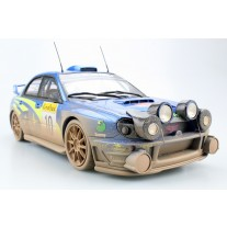 Subaru Impreza S7 555 WRT dirty w headlamps
