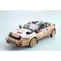 Toyota Celica Winner Safari 1993 Dirty version