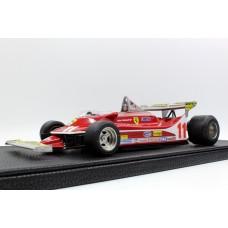 312 T4 Montecarlo 1979 Scheckter