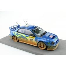 Subaru Impreza S7 555 WRT dirty version
