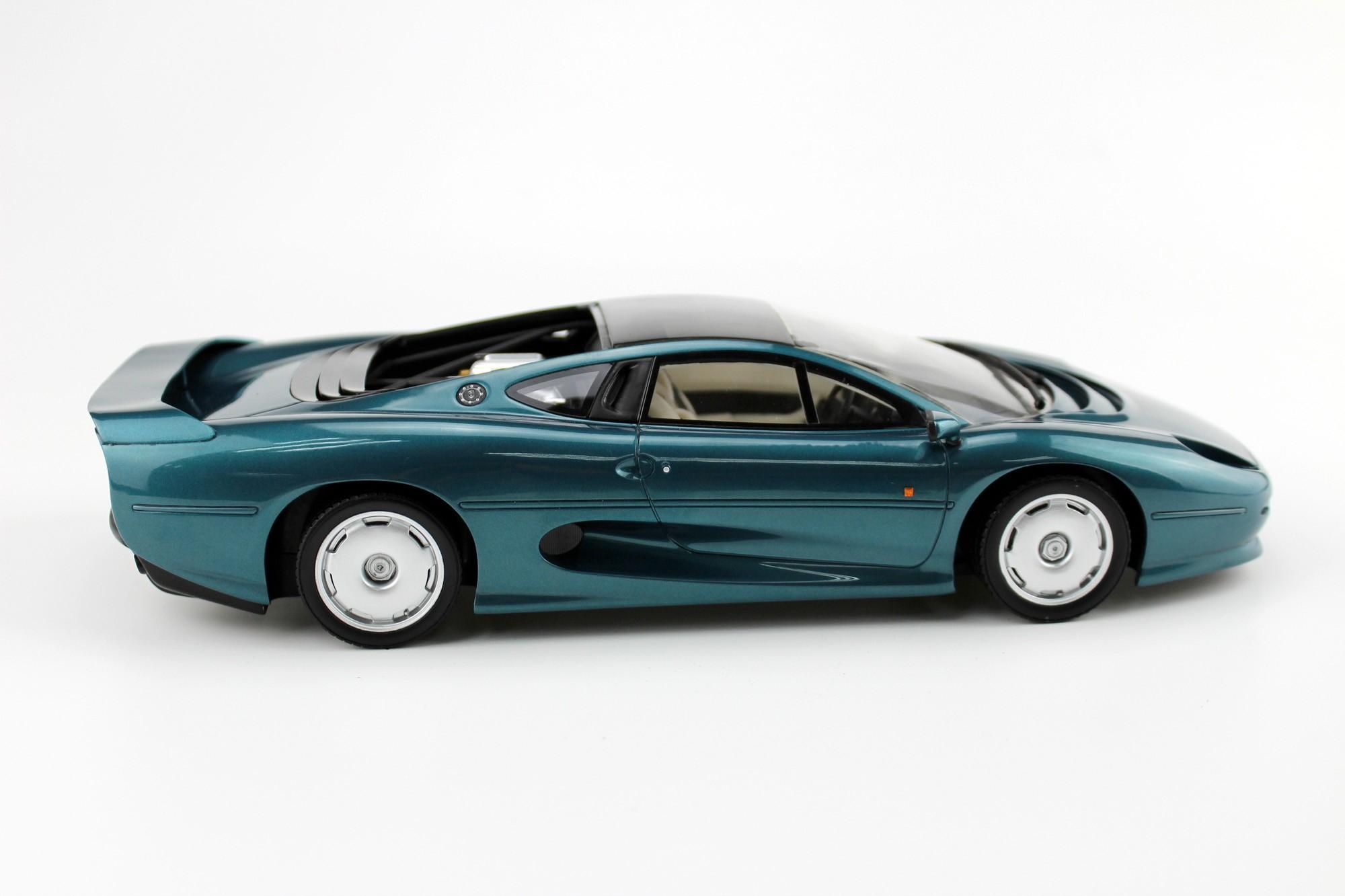 Top39a 1 18 Top Marques Jaguar Xj220 Grun Top Marques