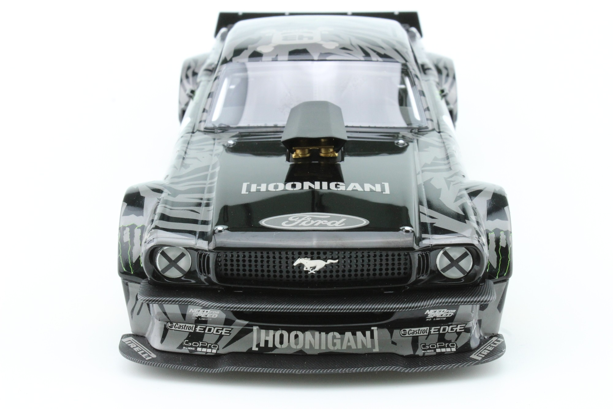TOP48A - 1:18 Top Marques Ford Mustang 1965 Hoonigan ...