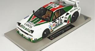 Lancia Beta Montecarlo #576 Giro D'Italia Gilles Villesneuve