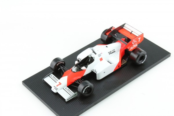 MP4/2 1984 Alain Prost 1984 GP