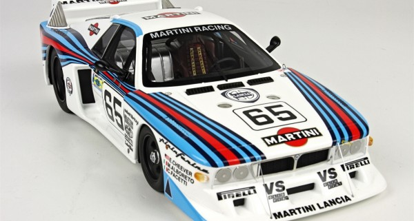 Lancia Beta Montecarlo 24h Le Mans 1981 #65