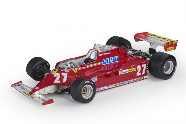 Ferrari 126 CK (Pre-order)