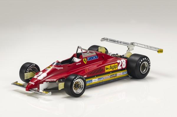 Ferrari 126 C2 Long Beach Pironi (Pre-order)