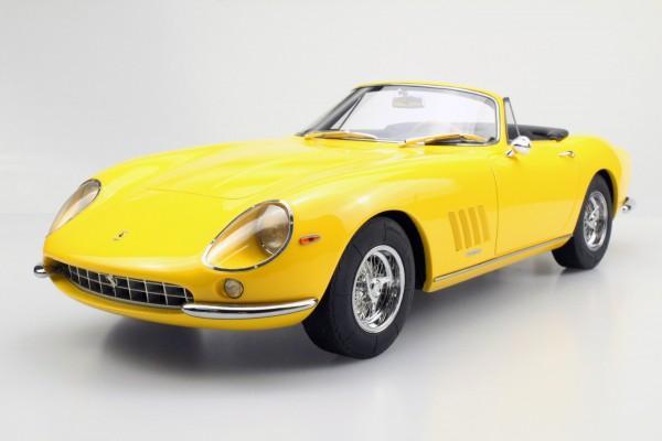 Ferrari 275 GTB/4 NART Spyder 1967