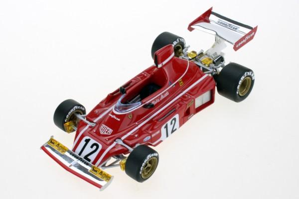 Ferrari 312 B3 1974 Niki Lauda Spanish GP (Pre-order)