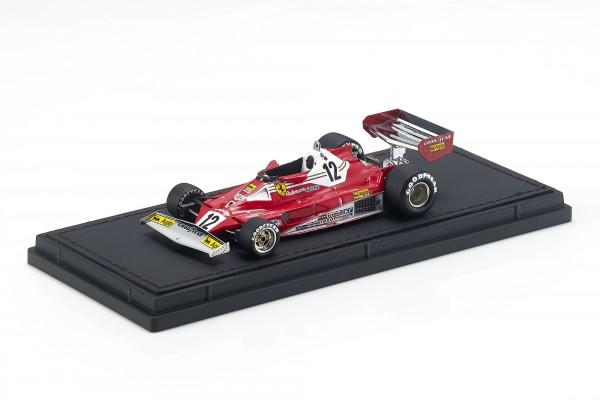 Ferrari 312 T2 1977 Carlo Reutmann (Pre-order)
