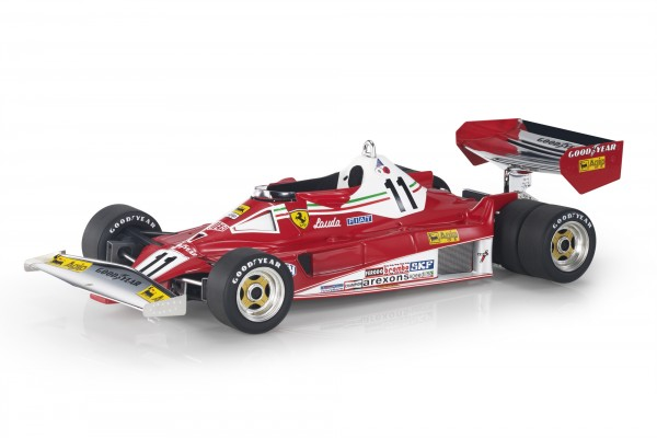 Ferrari 312 T2 1977 Twin Wheel Niki Lauda