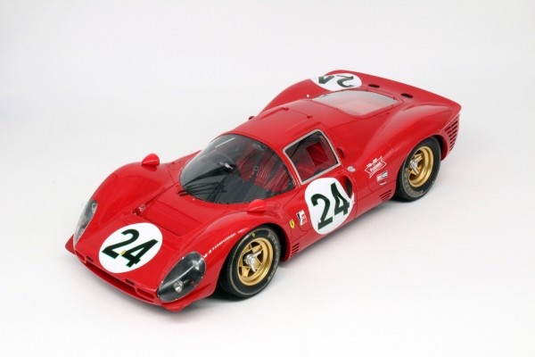 330 P4 2nd Place Daytona 1967