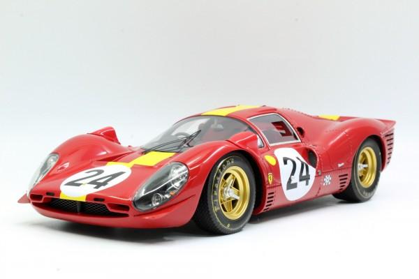 330 P4 3rd LeMans 1967