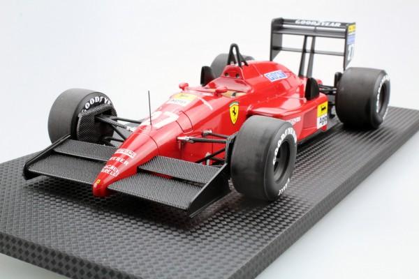 F1 87/88C Michele Alboreto