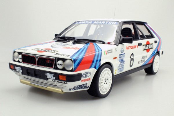 Lancia Delta 4WD 1987 MC Winner
