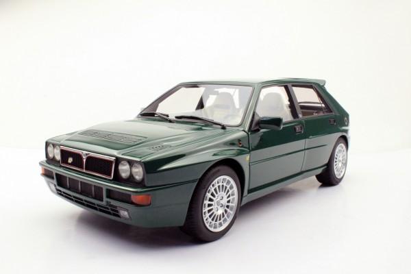 Lancia Delta Integrale Evolution II Verde York