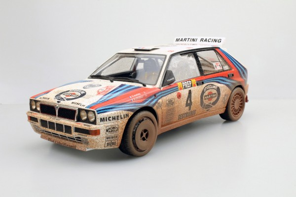 Lancia Delta MC Winner 1992 Dirty version