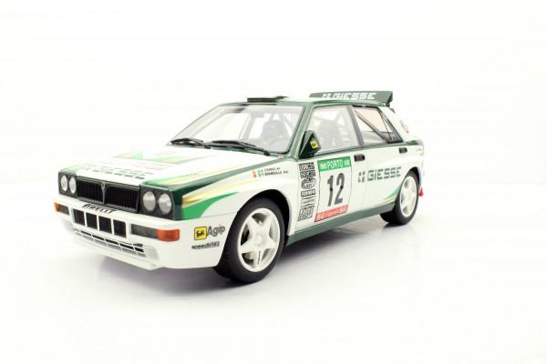 Lancia Delta Integrale Astra WRC Portugal 1993