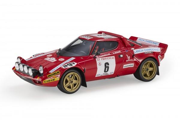 Lancia Stratos HF 1975 Tour de Corse Winner (Pre-order)
