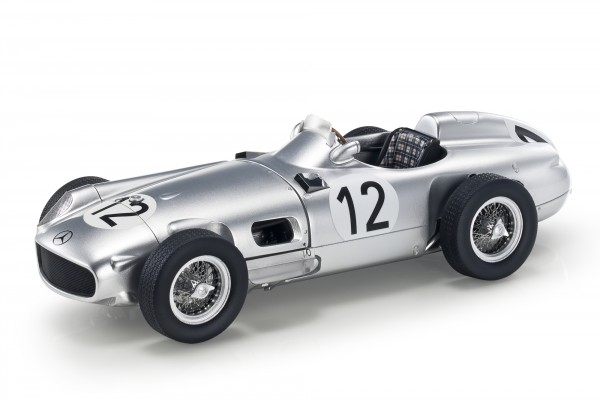 W196 Open wheel 1955 British Grand Prix (Pre-order)