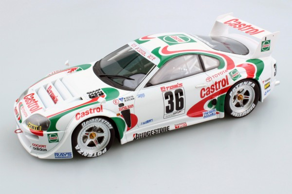 Toyota Castrol Toms GT/4