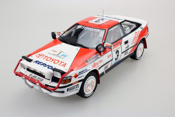 Toyota Celica St 165 Safari 1990