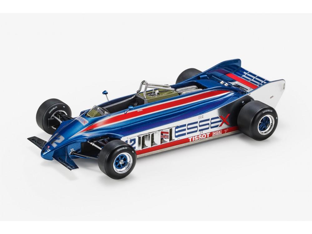 Lotus 88 blue #12 (Pre-order)