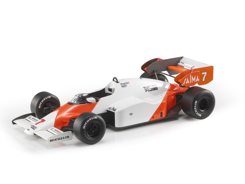 McLaren MP4/2 1984 Prost