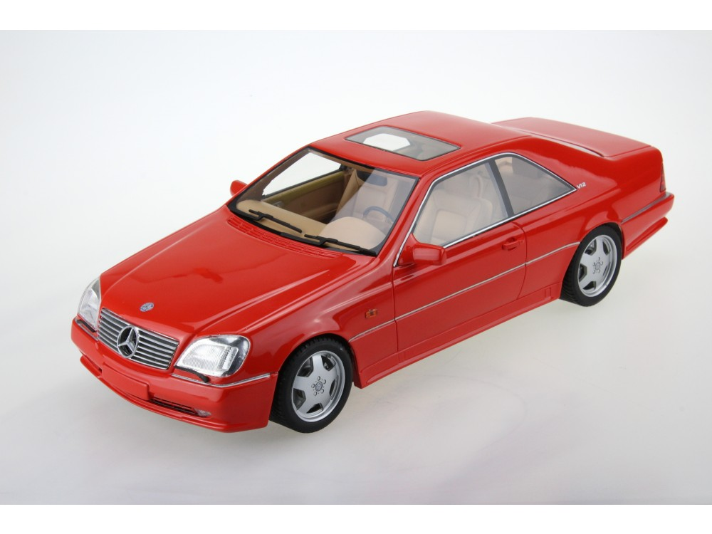 AMG Mercedes CL 600 7.0