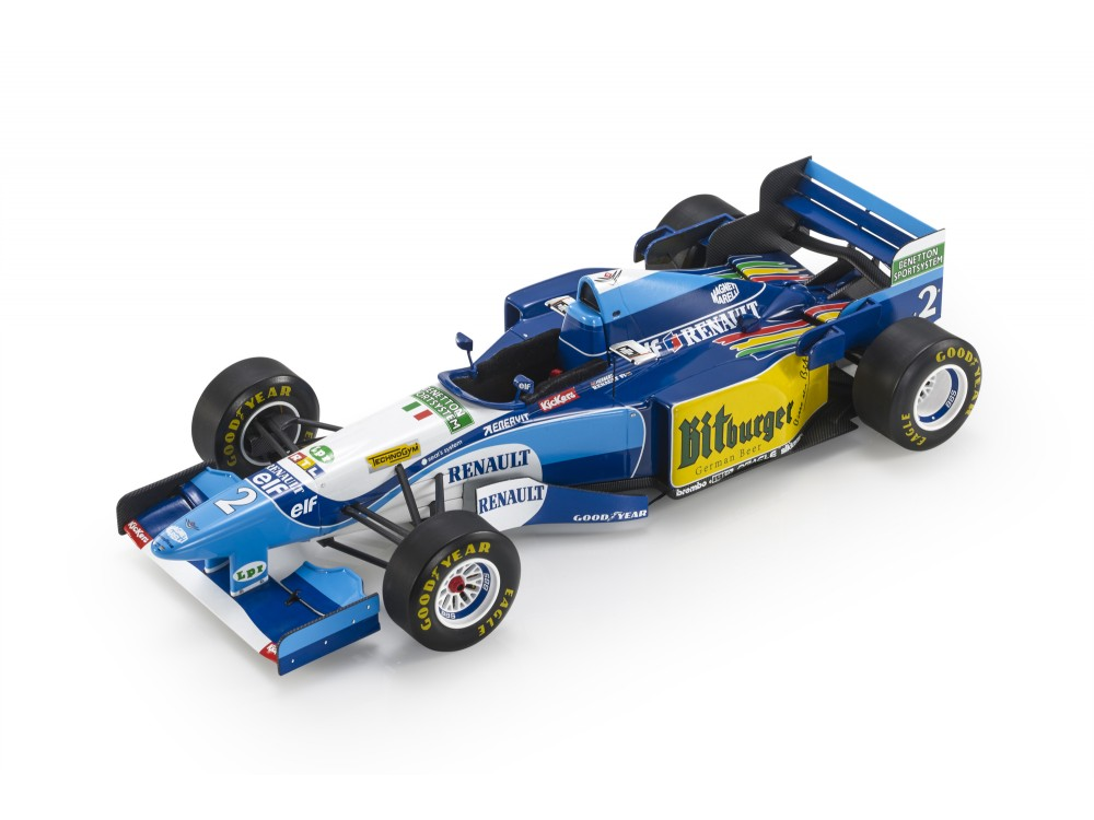 Benetton B195 Herbert (Pre-order)