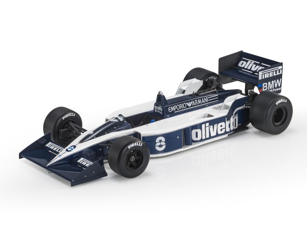 Brabham BT55 de Angelis (Pre-order)
