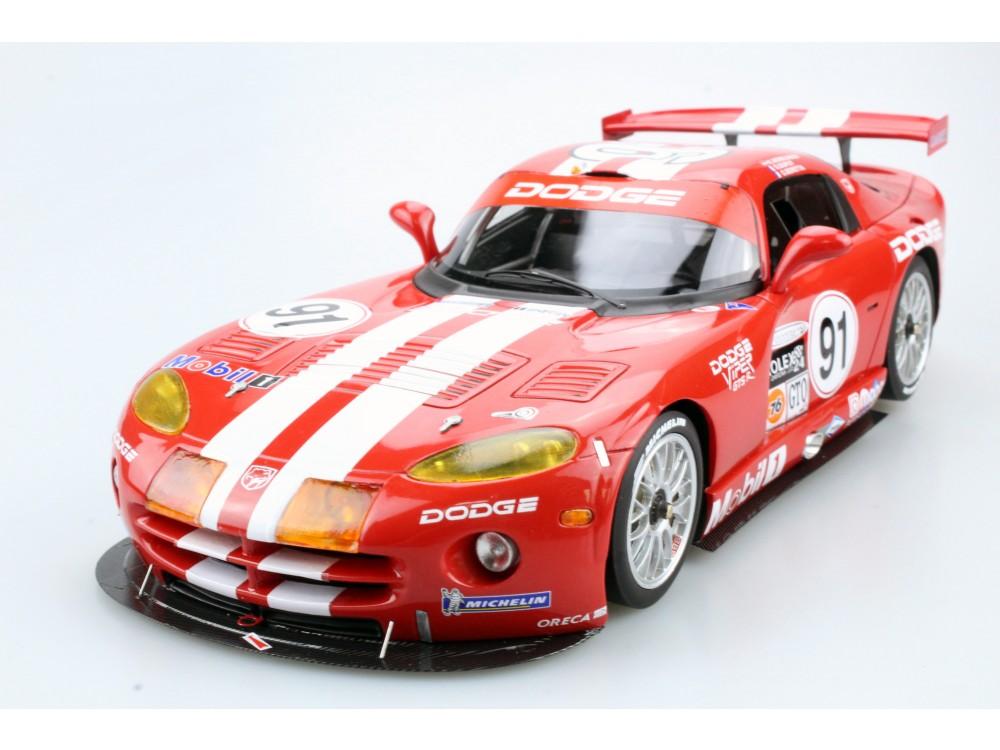Dodge/Chrysler Viper GTS-R Oreca Daytona Winner 2000
