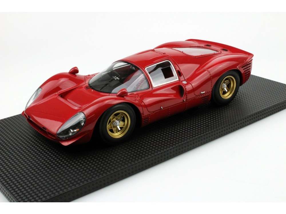 330 P4 Plain red