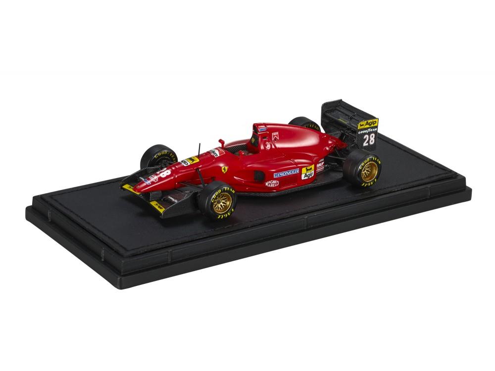 Ferrari 412 T1 Berger (Pre-order)