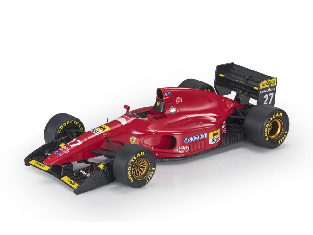 Ferrari 412 T1 Alesi